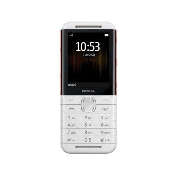 Nokia 5310_Rationals_White_Front_PNG