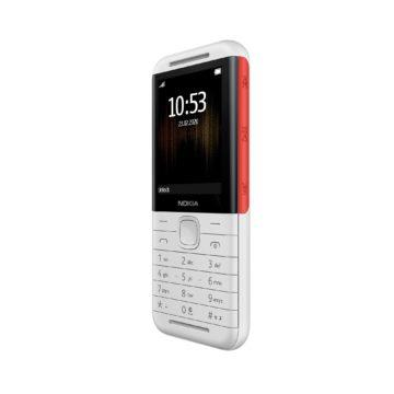 Nokia 5310_Rationals_White_LHS_45_PNG