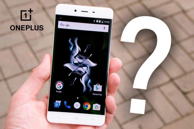 nové OnePlus X