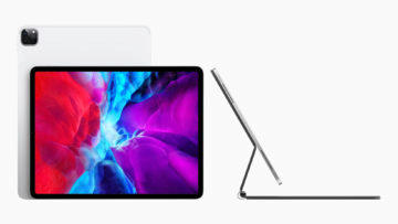 nový iPad Pro 2020