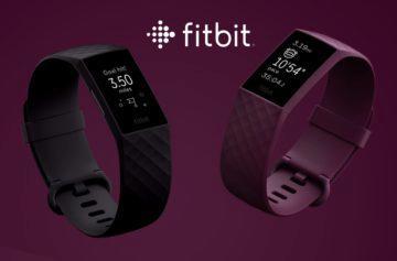 nový náramek Fitbit Charge 4