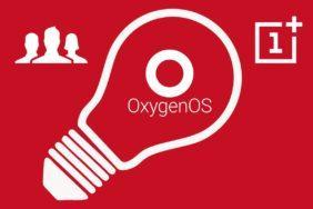 OnePlus OxygenOS nápady uživatelů vyzva