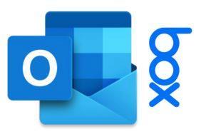 outlook box mobilní aplikace