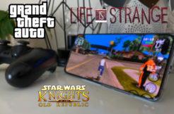 PC konzolové hry pro Android