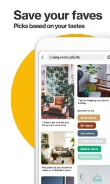 Pinterest Lite - ukládejte si obrázky