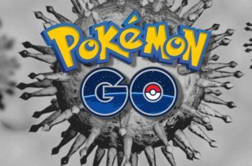 Pokémon GO aktualizace koronavirus