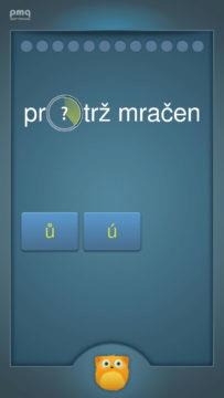 procvičení češtiny aplikace