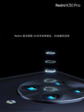 Redmi K30 Pro fotoaparáty 2