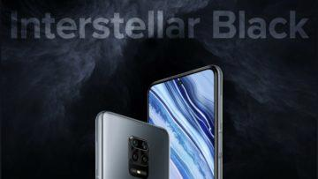redmi note 9 pro interstellar black