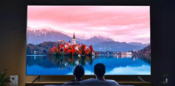 Redmi Smart TV MAX 98 promo 1