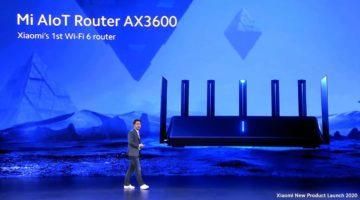 router Xiaomi Mi AIoT Router AX3600