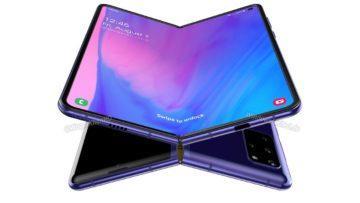 Samsung Galaxy Fold 2 Waqar Kahn render 4