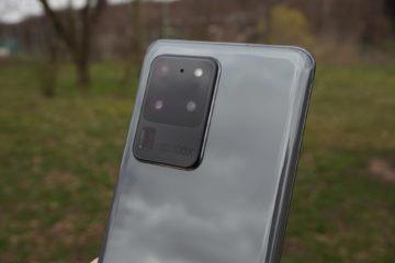 samsung galaxy s20 ultra 5g fotoaparat