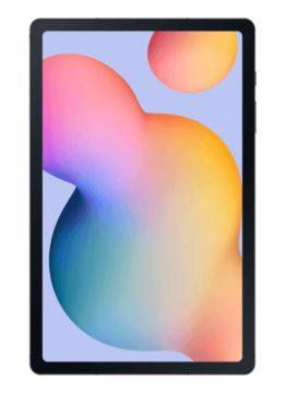 Samsung Galaxy Tab 6 Lite cerna predni strana