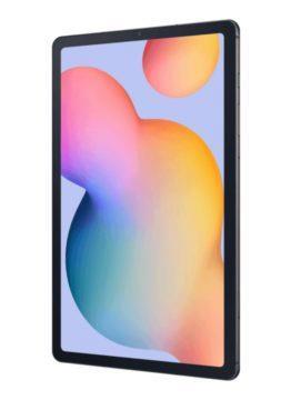 Samsung Galaxy Tab 6 Lite cerna sikmy pohled