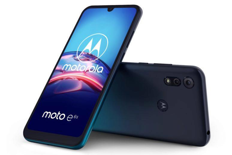 specifikace Motorola Moto e6s