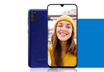 specifikace Samsung Galaxy M21 fotoaparaty