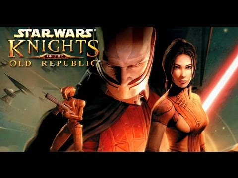 Star Wars: Knights of the Old Republic Android/iOS  - HD Gameplay