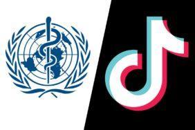 Světová zdravotnická organizace TikTok koronavirus