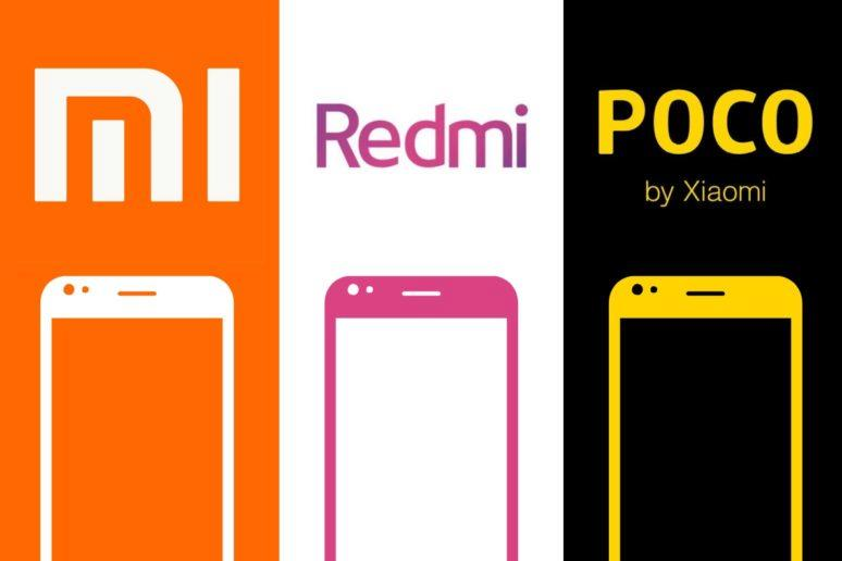 telefony Xiaomi Redmi Poco 2020