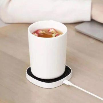 termostat šálek čaje