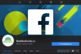 tmavý režim Facebook desktop