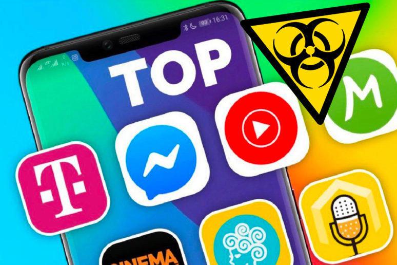 TOP 10 aplikací