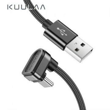 USB C kabel 180 stupnu U