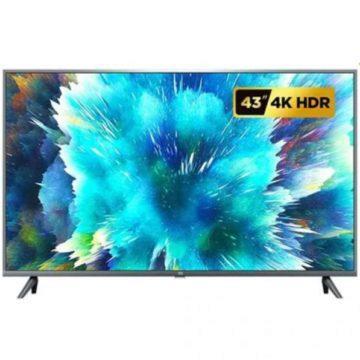 Xiaomi 4K TV DVB-T2