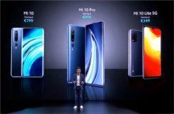 Xiaomi Mi 10 ceny