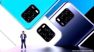 Xiaomi Mi 10 Lite 5G barvy