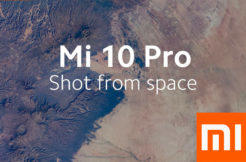 xiaomi mi 10 pro vesmírné snímky