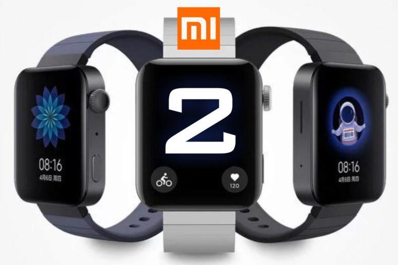 Xiaomi Mi Watch 2 spekulativní specifikace