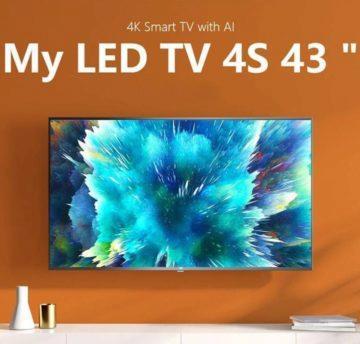Xiaomi televize 4K DVBT2