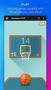 aplikace Facebook Gaming 4