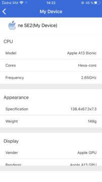 apple a13 bionic iphone se 2020