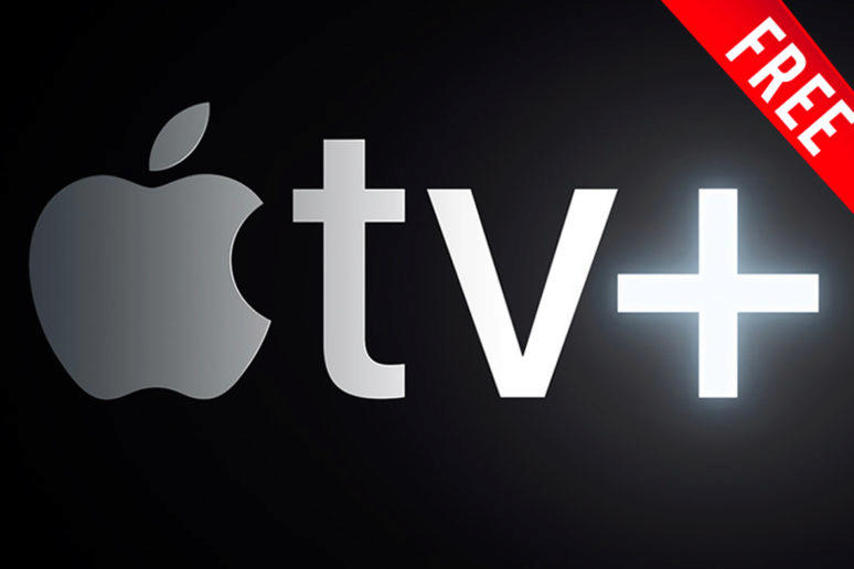 Apple TV Plus zdarma