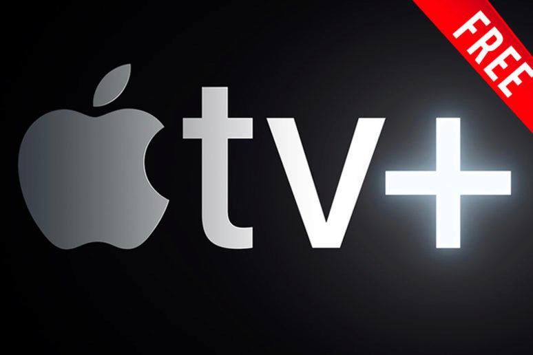 Apple TV Plus zdarma