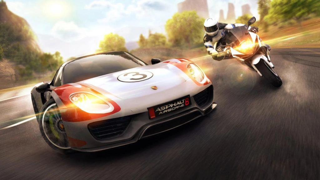 Asphalt 8 Airborne - Fun Real Car Racing Game 1