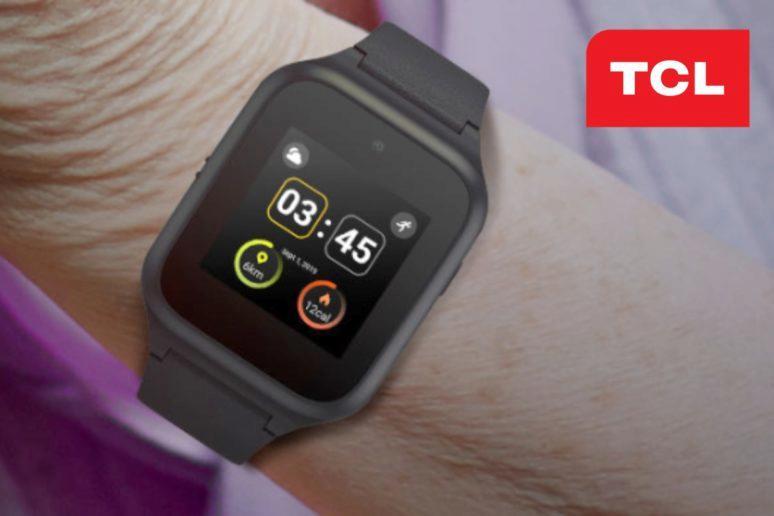 chytré hodinky pro seniory TCL MOVETIME Family Watch MT40S náhled