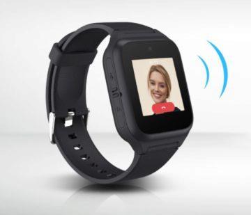 Chytré hodinky pro seniory TCL MOVETIME Family Watch MT40S volání