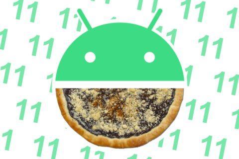 frgal podtitul Android 11