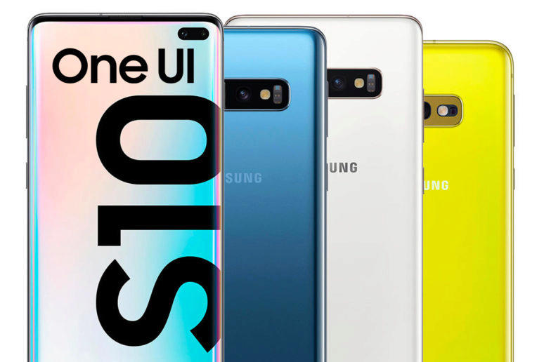 galaxy s10 note 10 one ui 2.1