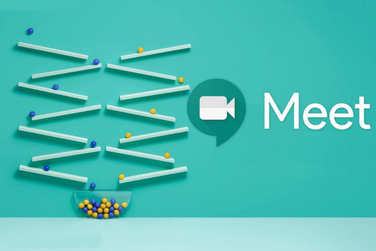 Google Meet je zdarma pro všechny