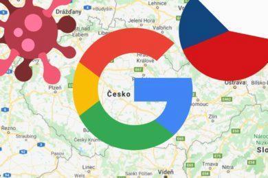 google-mobilita-covid-19-ceska-republika