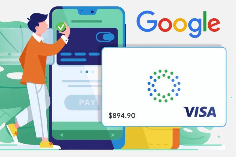 Google platební karty