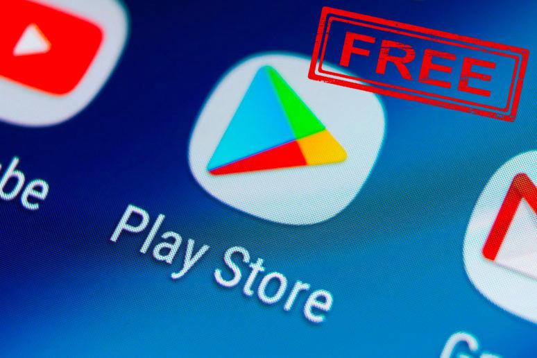 google play aplikace zdarma