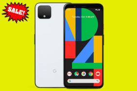google zlevnil pixel 4