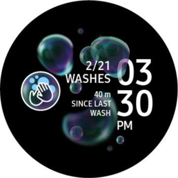Hand Wash Samsung aplikace 1