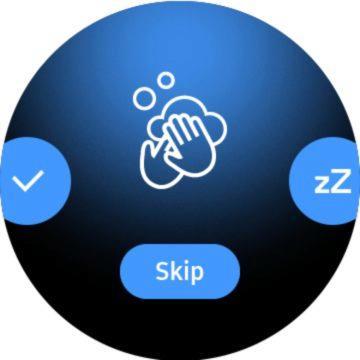 Hand Wash Samsung aplikace 3